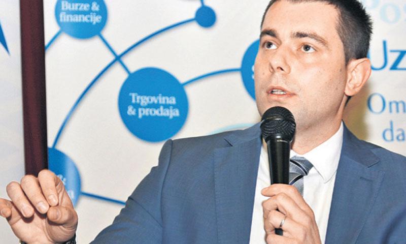 Zlatko Pavičić, Poduzetnički inkubator/D. Špehar/PIXSELL