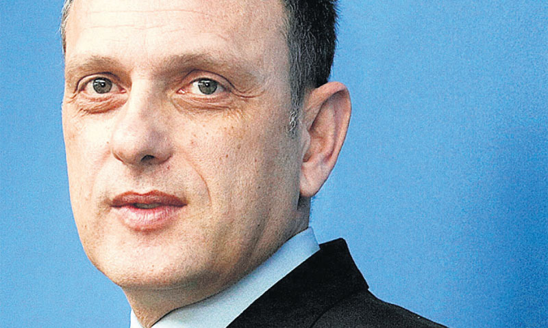 Anton Kliman, ministar turizma/ Žarko Bašić/PIXSELL