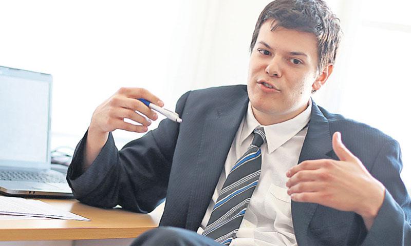 Profesor političke ekonomije Vuk Vuković sa ZŠEM-a/ Jurica Galoic/PIXSELL