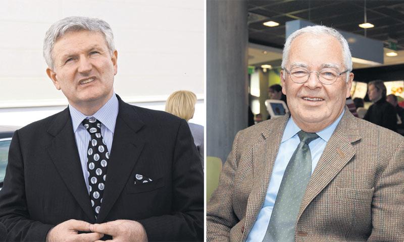 Ivica Todorić, vlasnik Agrokora i Đuro Gavrilović, vlasnik Gavrilovića/Ž. Bašić/PD/PIXSELL, Ž. Lukun