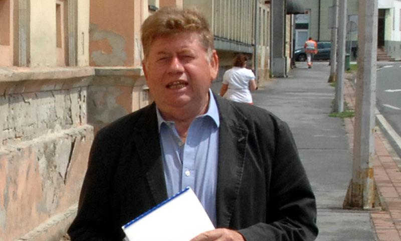 Zdravko Pevec ne posustaje u pokušajima ponovnog ulaska u negdašnju tvrtku/D. Špehar/PIXSELL