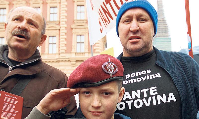 Biti vojnik san je mnogih dječaka/PIX