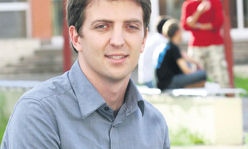 Josip Glaurdić, hrvatski istraživač na Sveučilistu Cambridge/ Žarko Bašić/PD/PIXSELL