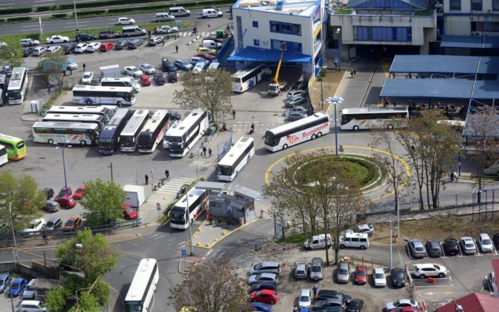 Zagrebacki Autobusni Kolodvor Ide U Rekonstrukciju Poslovni Dnevnik