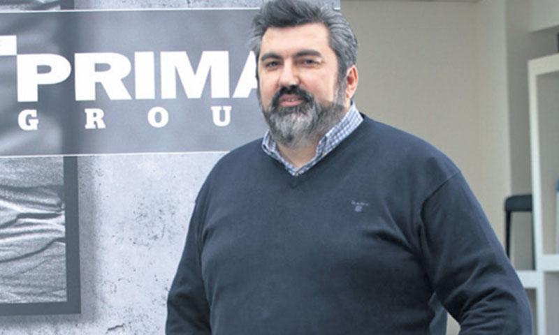 Renato Radić, vlasnik drvne industrija Prima Commerce/Žarko Bašić/PIXSELL