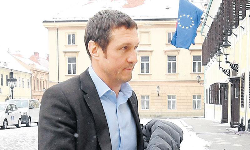 Sberbankov Sergei Volk u Vladi je 26. veljače s ostalim vjerovnicima bio na sastanku s premijerom/Ma