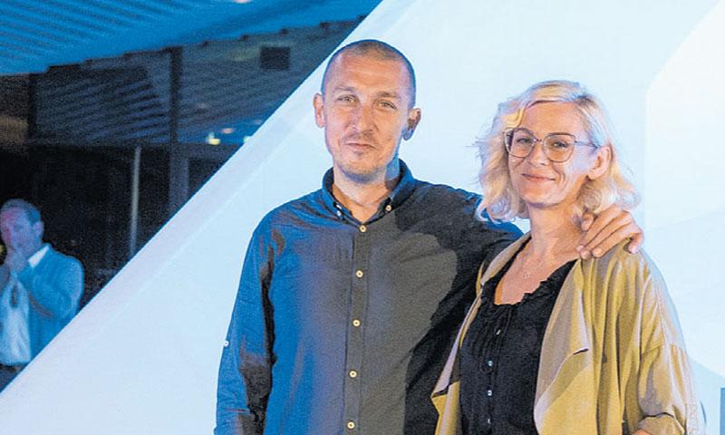 Supružnici Mateo Paleka i Zrinka Topalušić Paleka osnivači agencije