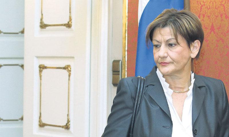 Ministrica gospodarstva Martina Dalić/Patrik Macek/PIXSELL