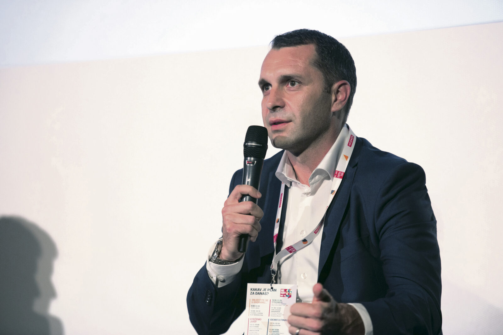 Zoran Mitreski, Član Uprave Konzuma