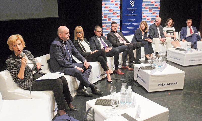 Nela Bučević, Jan Ebben, Želimir Kramarić, Mirela Lekić, Sonja Morgenegg Marti, Tihomir Premužak, Gi