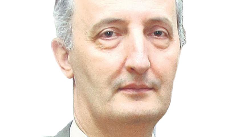 Ivan Petrović, predstojnik Zavoda za automatiku i računalno inženjerstvo /Davor Puklavec/PIXSELL