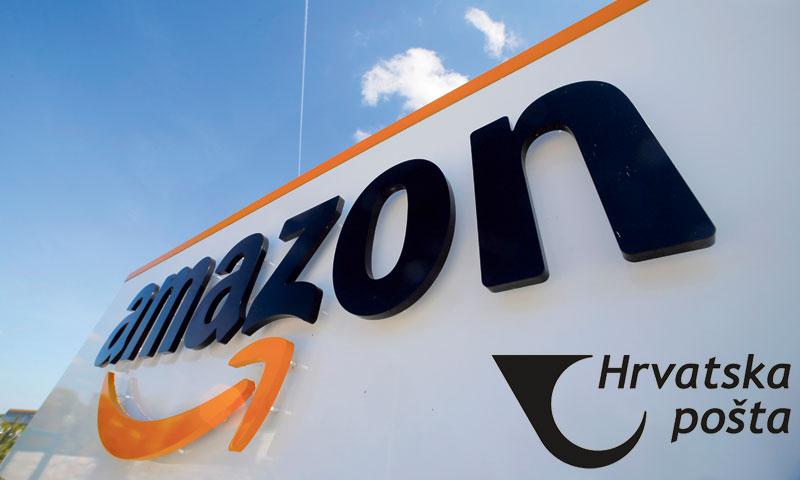 Novi logistički centar Hrvatske pošte u Velikoj Gorici bi trebao zadovoljiti visoke kriterije Amazon