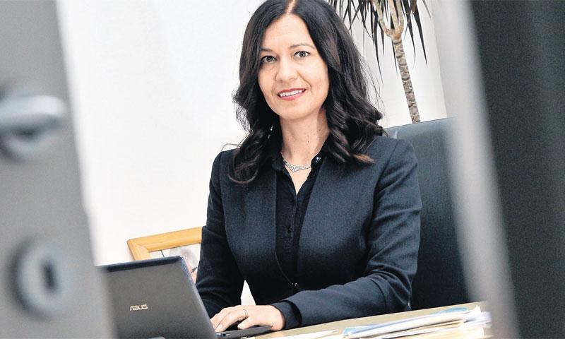 Mirjana Matešić, ravnateljica Hrvatskog poslovnog savjeta za održivi razvoj/Marko Lukunić/PIXSELL