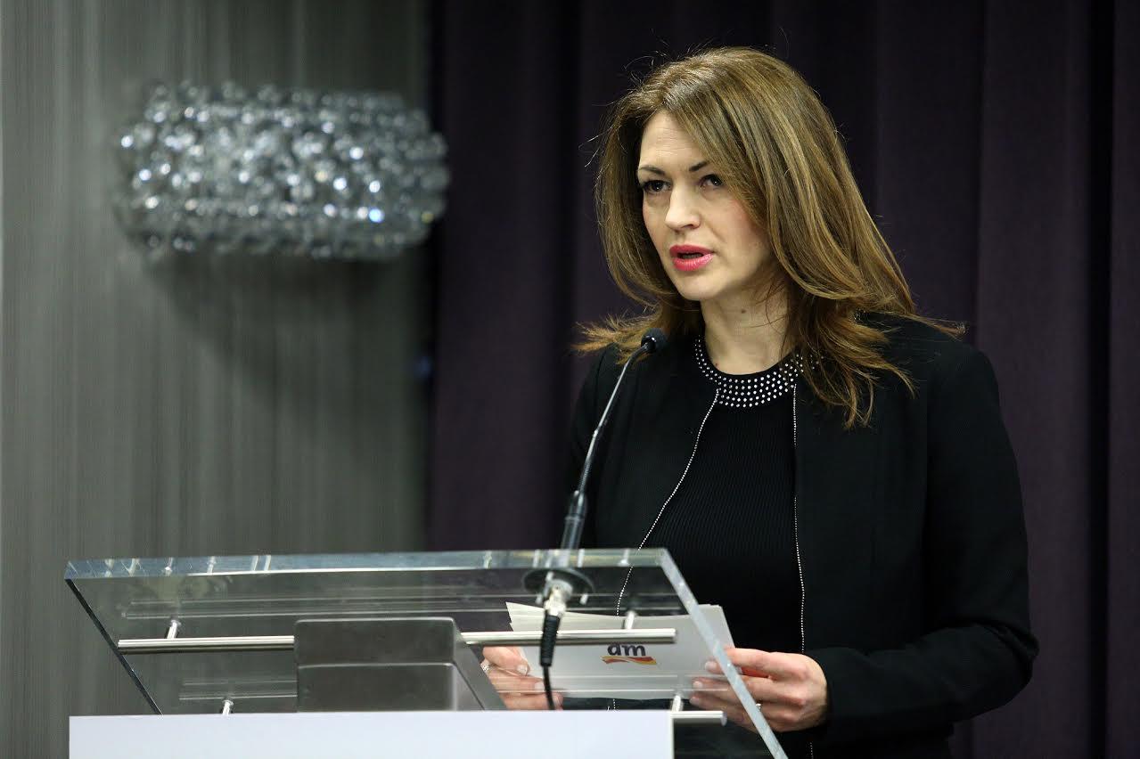 Nataša Odak, menadžerica Razvoja ljudskih resursa dm-a, Foto: Press