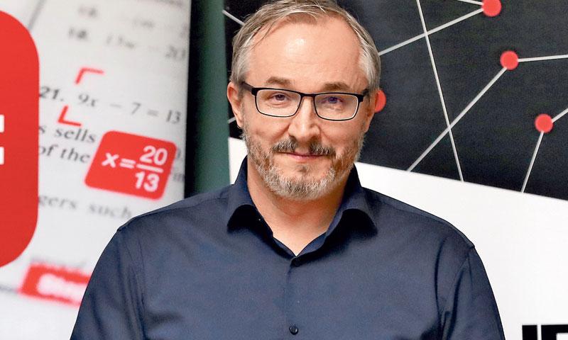 Damir Sabol, poslovni anđeo i bivši vlasnik tvrtke Računi.hr/Robert Anić/PIXSELL