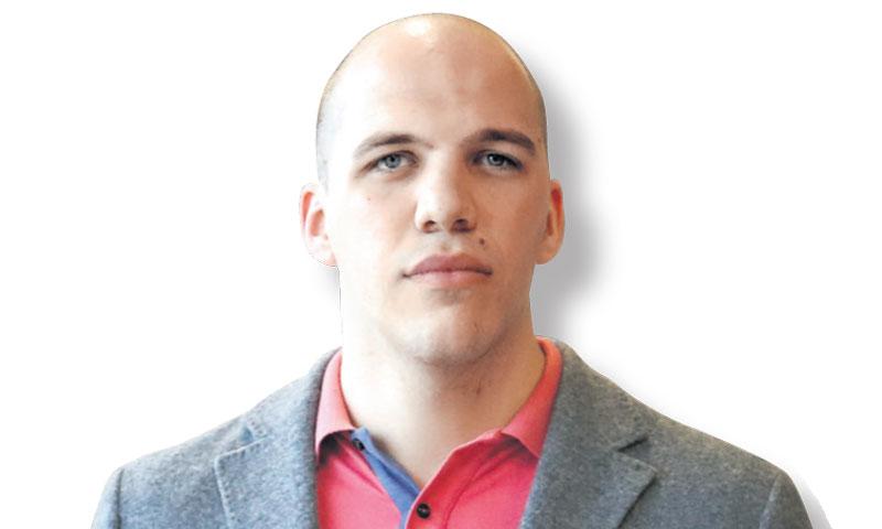 Marin Mrša kaže da će nastaviti razvijati svoj softver/Borna Filić/PIXSELL