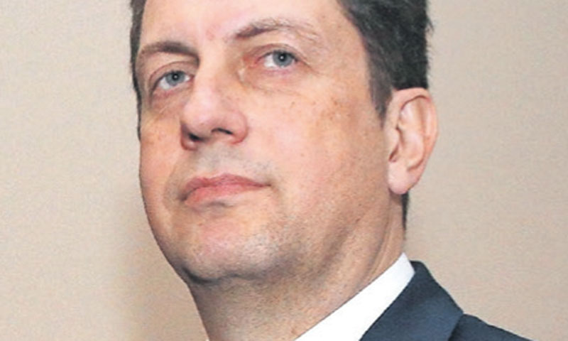 Predsjednik Uprave Erste banke Christoph Schöfböck/ Ž.B./PIXSELL