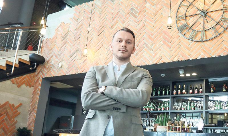 Ivan Teur, regionalni voditelj Batak restorana/Borna Filić/PIXSELL