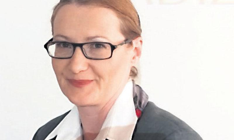 Ivana Zvrko, direktorica tvrtke ADIZ Learning&Development i osnivačica ADIZ HR akademije