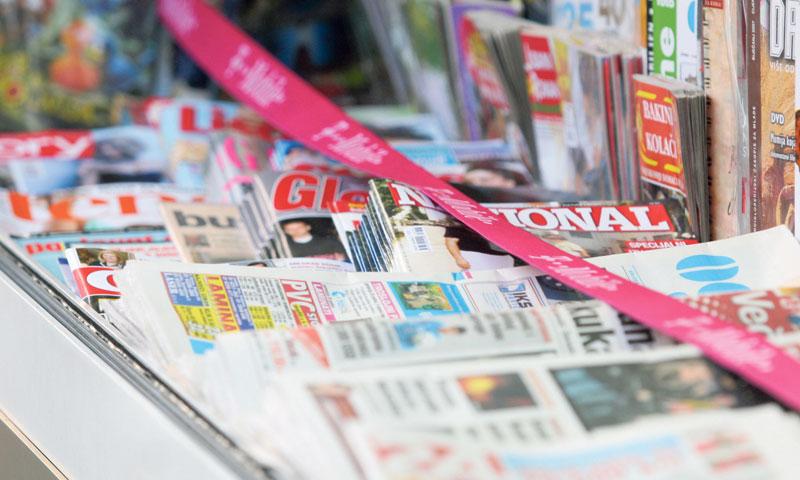 Od 2004. u RH se ugasilo 1297 tiskovina, ostalo ih je 790 /Dalibor Urukalović/PIXSELL