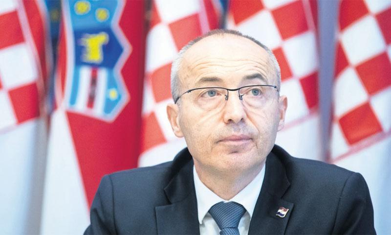 Damir Krstičević jučer je predstavio plan nabave MORH-a/DAVOR PUKLAVEC/PIXSELL