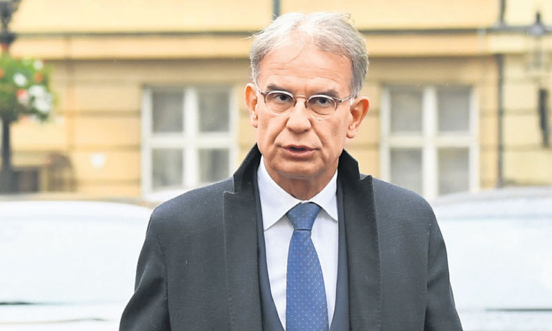 Ministar turizma Gari Cappelli/Marko Lukunić/PIXSELL