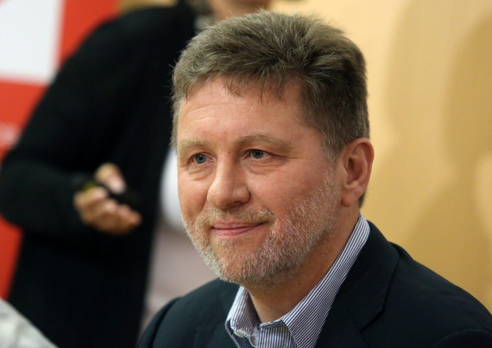 Odvjetnik Mladen Vukmir