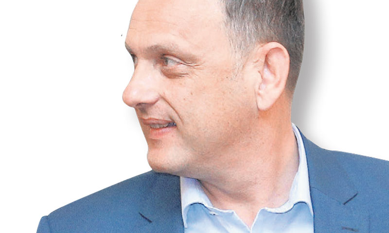 Bivši ministar turizma Anton Kliman/PIXSELL