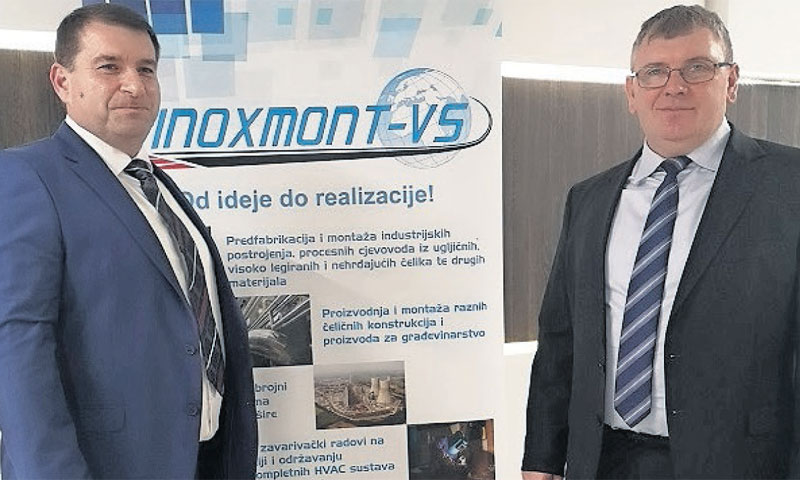 Suvlasnici i direktori Mladen Vidović i Zlatko Sova: Treba povećati uvozne kvote ili ih ukinuti, ali