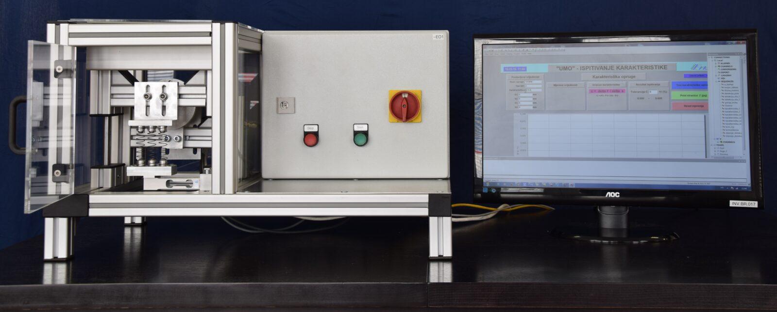 Foto: Enso d.o.o. - UMO - Uređaj za dinamičko mjerenje sile