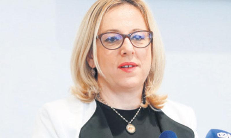 Romana Galić, pročelnica Gradskog ureda za socijalnu zaštitu i osobe s invaliditetom/Robert Anić/PIX