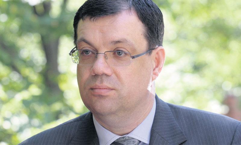 Damir Bajs, bjelovarsko-bilogorski župan/Željko Mršić/24sata