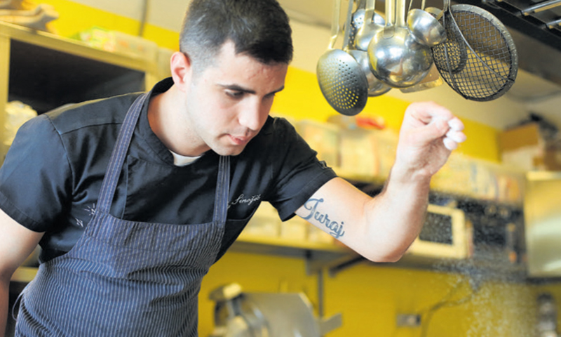 Hrvatska gastronomski uopće ne kaska za Europom i svijetom, štoviše - u samom smo vrhu /Goran Kovači