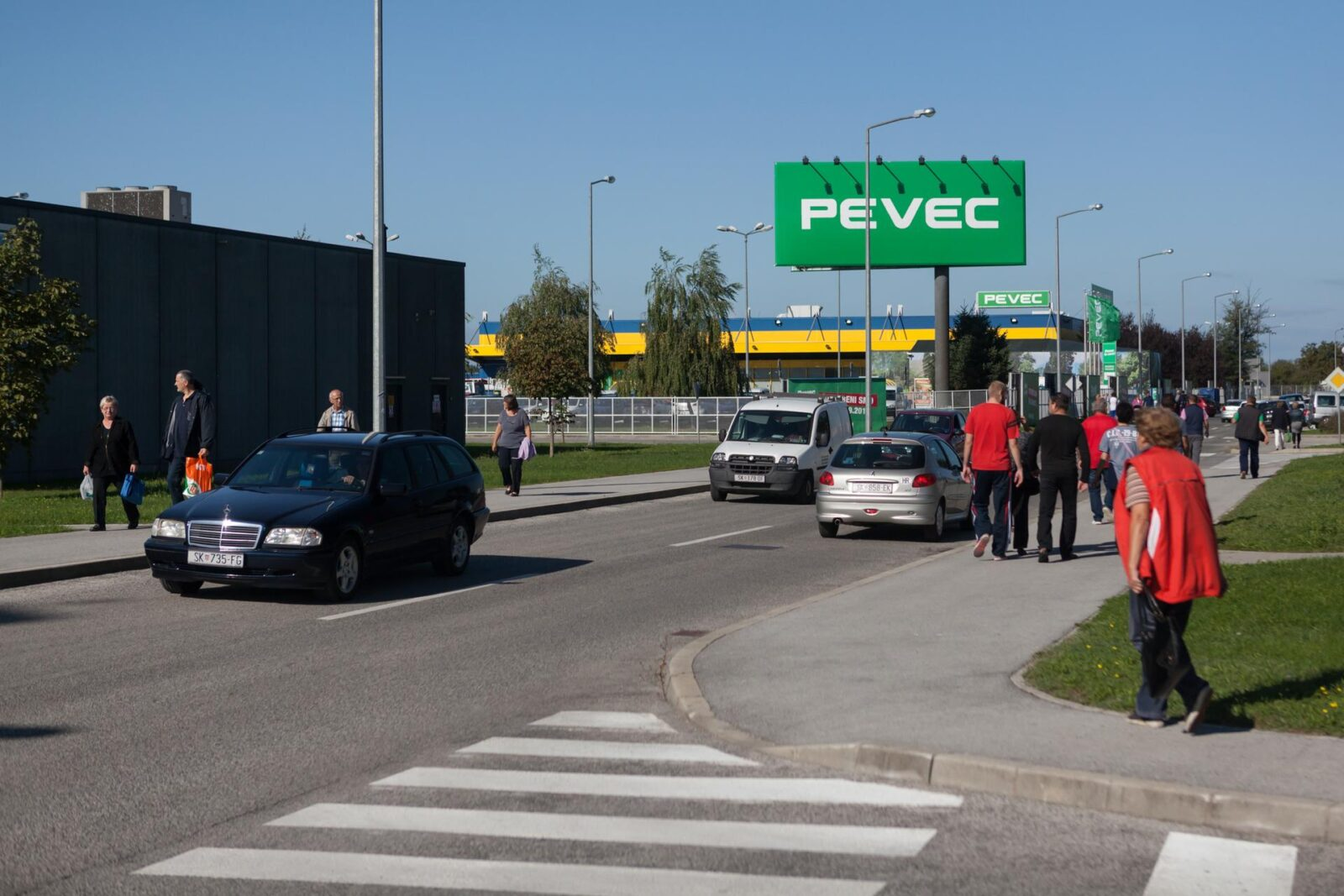 FOTO: Pevec
