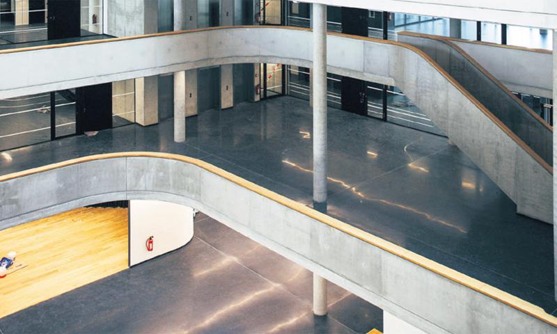 Novi uredski prostori internetskog trgovca Zalando/REUTERS