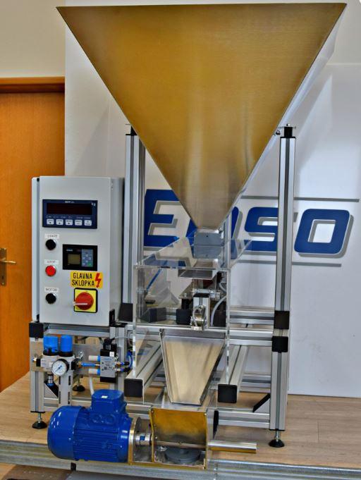 Foto: ENSO d.o.o. - DOZA - Stroj za doziranje rasutih materijala