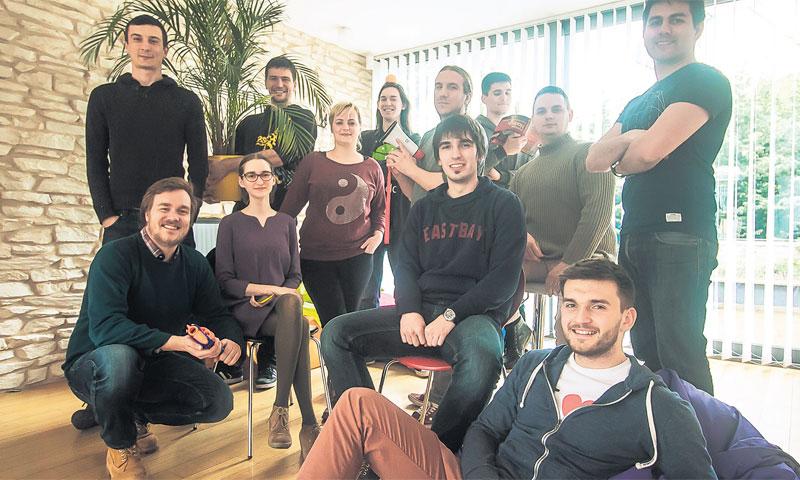Tim koji stoji iza inovativne aplikacije