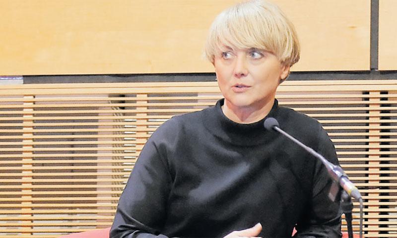 Michela Magaš na konferenciji COPR2IN u Zagrebu/T. Miletić/PIXSELL