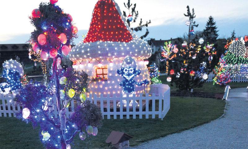 Atraktivno imanje obitelji Salaj obiđe i do 100 tisuća ljudi/D. Puklavec/PIXSELL