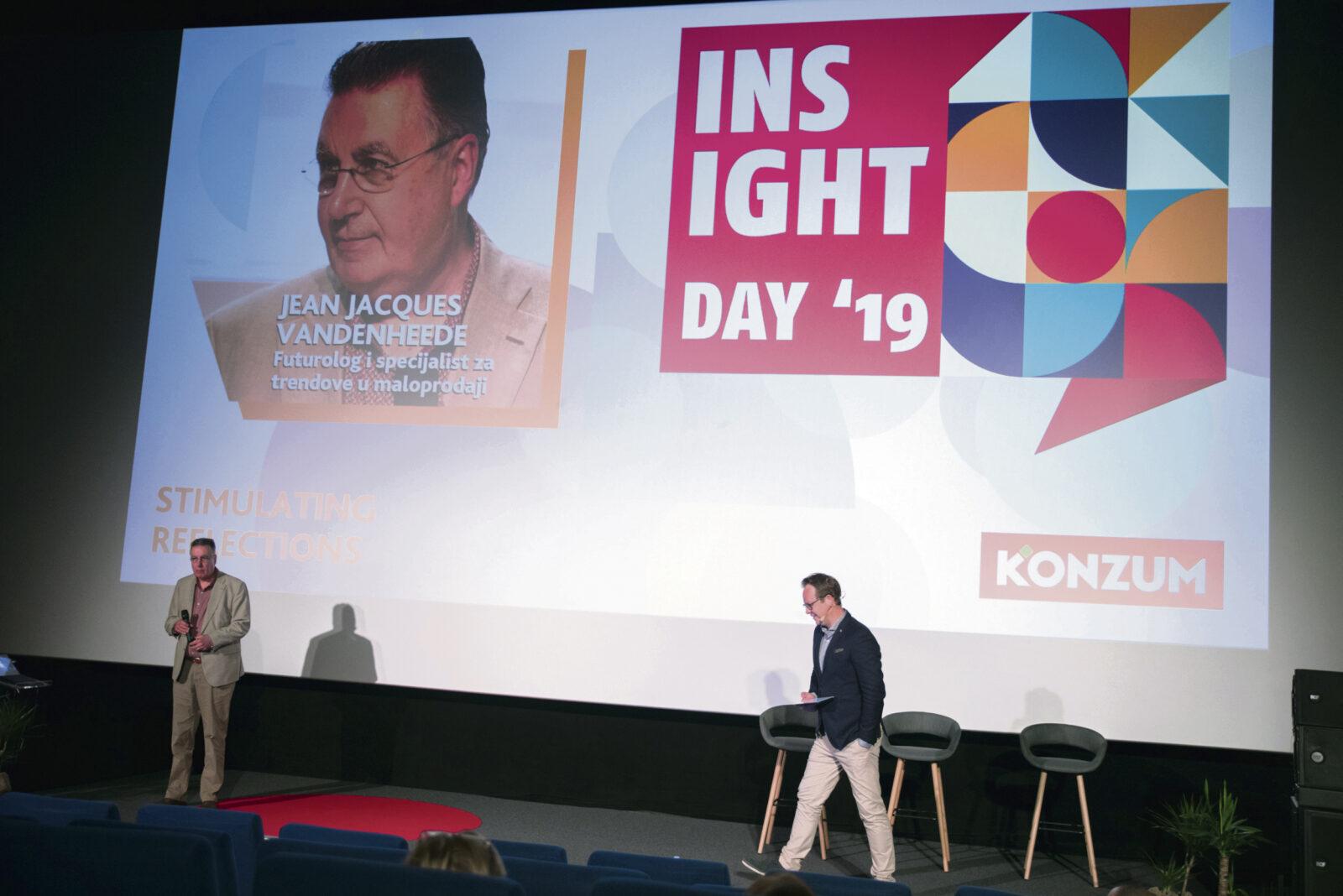 Jean Jacques Vandenheede, futurolog i specijalist za trendove u maloprodaji