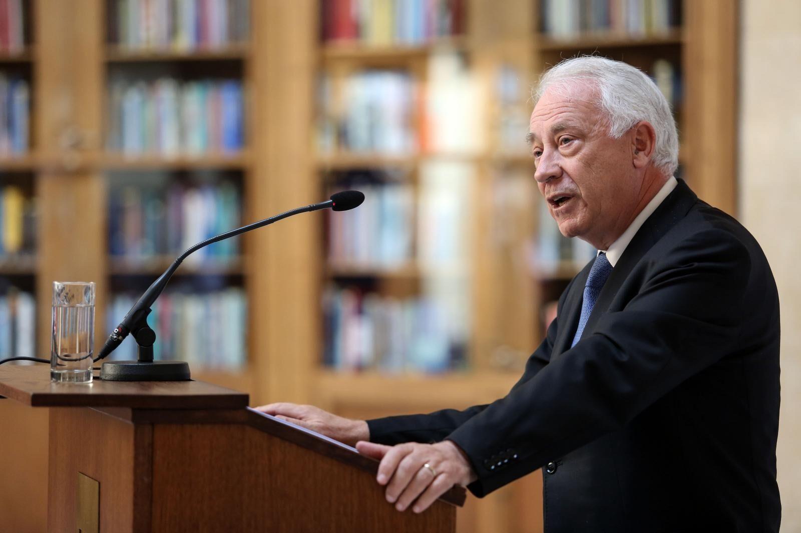Carlos Da Silva Costa, portugalski guverner Marin Tironi/PIXSELL