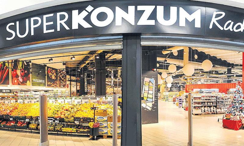 S oko 11 tisuća zaposlenih Konzum je i dalje od najvećih poslodavaca u zemlji/AGROKOR