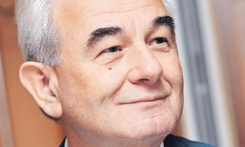 Slavko Vidović, osnivač i direktor InfoDoma/Marko Lukunić/PIXSELL