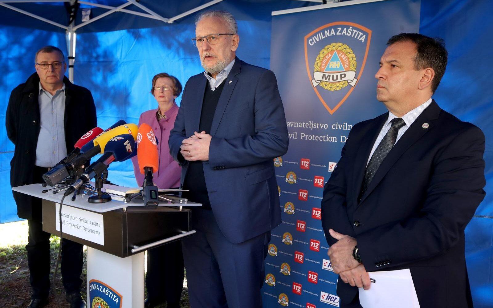 Plenković najavio: Stožer civilne zaštite dobit će nove i veće ...