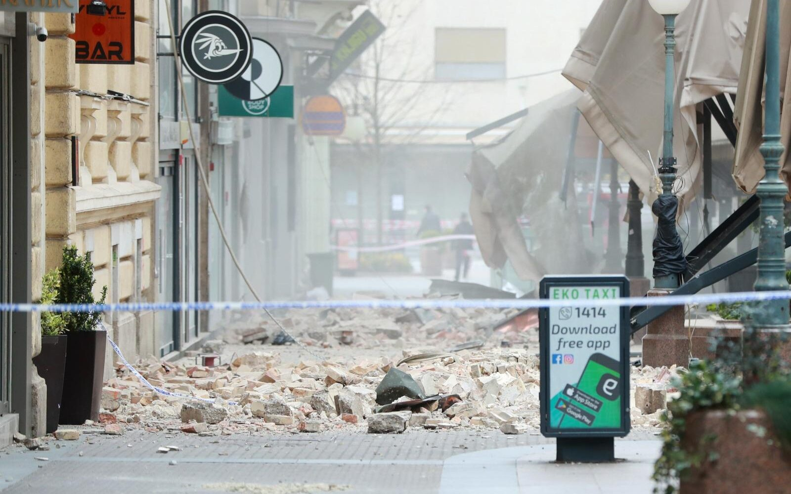 Obavijest Hrvatskog Ureda Za Osiguranje Povodom Potresa U Zagrebu Poslovni Dnevnik