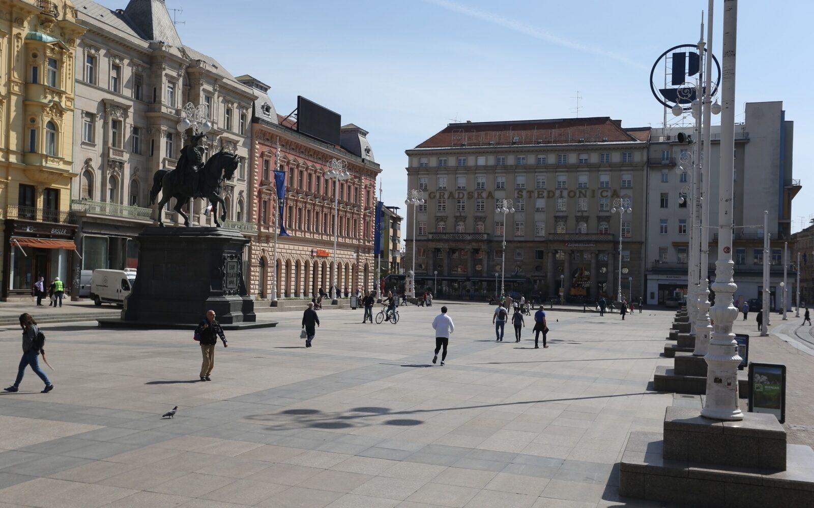 Dva Potresa Jutros U Zagrebu Građani Osjetili Snazno Podrhtavanje Poslovni Dnevnik