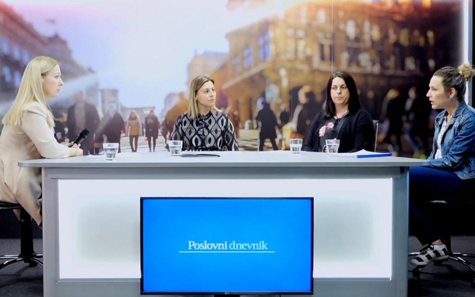 Moderatorica Majda Mikulandra vodila je raspravu /ARMIN DURGUT/PIXSELL