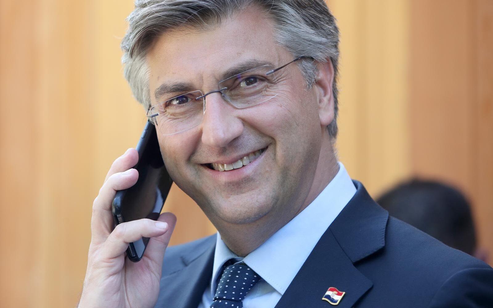 Plenković: Planiramo dići prosječnu plaću na 7.600 kuna i otvoriti 100.000  novih radnih mjesta - Poslovni dnevnik