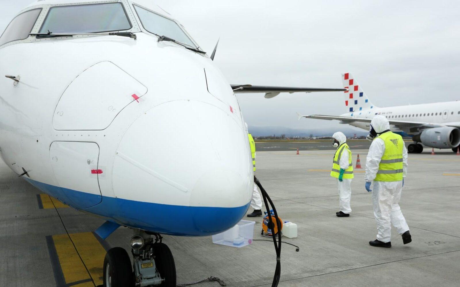 Croatia Airlines Otkazala Preko 80 Letova U Rujnu Poslovni Dnevnik