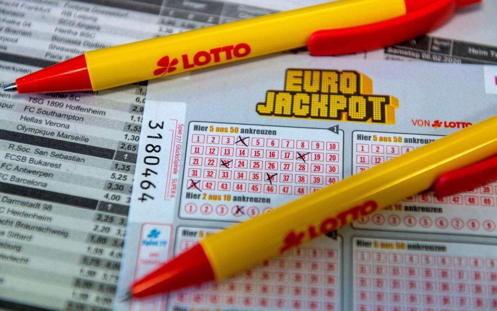 Izvlačenje Eurojackpot